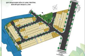 Đất nền mặt tiền đường Trường Lưu, Quận 9, chỉ 35tr/m2, LH: 0906459296