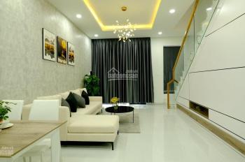 Cần bán gấp nhà TP Thủ Dầu Một, nhà 1 trệt 1 lầu, đường nhựa lớn, full nội thất (hình thật)