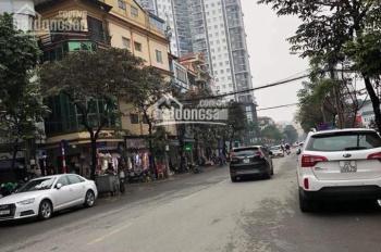 Cho thuê nhà mặt phố Nguyễn Thị Định, DT 60m2 x 5T, MT 6m, LH: 0865911892