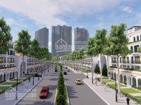 Tổng hợp danh sách shophouse, LK, biệt thự Ciputra HN, DT 120m2 - 400m2, giá tốt nhất. 0975974318
