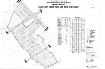 Sang gấp đất khu dân cư Bình Chiểu, Thủ Đức, sổ đỏ gần chợ Đầu Mối, giá 16tr/m2, LH: 0784194524