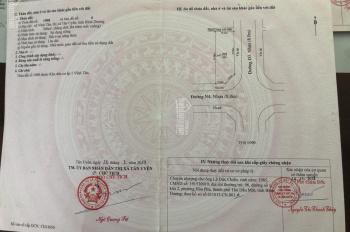 Bán lô góc Vsip 2 mở rộng đường D3 với N4, 300m2 giá 4,25 tỷ, sổ đỏ công chứng ngay LH 0334.633.699