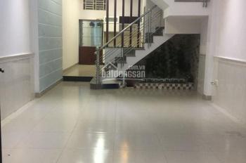 Nhà mới 2 lầu Nguyễn Cửu Đàm, Tân Phú. DT: 168m2, hẻm xe tải (giá 14tr/th)