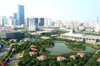 Bán gấp căn hộ 108m2 The Garden đường Mễ Trì, quận Nam Từ Liêm, căn số 11 và 12 LH 0904090102