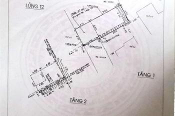 Bán nhà HXH Đường Lê Thị Riêng, P. Bến Thành, Q1, 5x11m, giá 12,5 tỷ