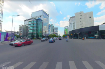 Cho thuê building làm TT Anh Ngữ khu KS Đệ Nhất, Tân Bình DTS 2100m2, 2 hầm 8 lầu.
