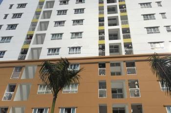 Cần thuê cho gấp căn hộ IDICO Q. Tân Phú. DT: 60m2, 2 phòng ngủ, 2 toilet, 7.5tr/th 0903154701