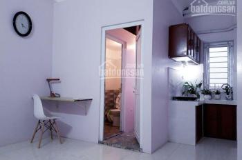 Căn hộ 1 phòng ngủ, 1 phòng khách - đủ đồ - nhà mới xây - có thang máy - Hồ Tùng Mậu