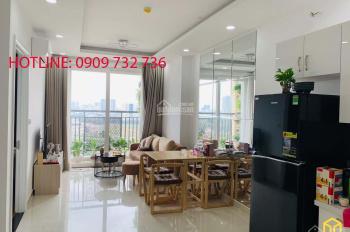 Cho thuê CH Sài Gòn Mia 78m2, 2PN, full NT mới 100%, giá chỉ 16 tr/tháng. LH 0909 732 736 xem nhà