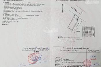 Tôi chính chủ cần bán nhà Góc 2MT Kinh Doanh số 207 Thích Quảng Đức P4 PN, giá: 15tỷ. DT 4,5x17m CN