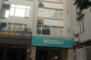 Cho thuê nhà 5 tầng phố Đông Quan - Cầu Giấy. 50m2 x 5 tầng, mặt tiền 4m, giá 16tr/th