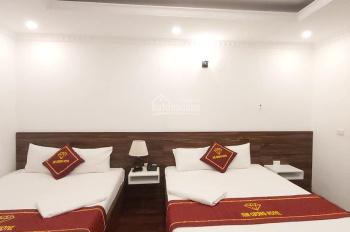 Mặt phố Nguyễn Đổng Chi - kinh doanh khách sạn - nhà nghỉ - căn hộ cho thuê