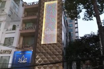 Bán nhà MT đường gần bệnh viện Thống Nhất Lý Thường Kiệt. DT: 99m2, nhà 5 tầng, giá chỉ 23 tỷ