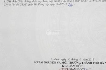 Chính chủ cần bán nhà 3 tầng, 4PN, chỉ 1.35 tỷ tại Yên Nghĩa, Hà Đông