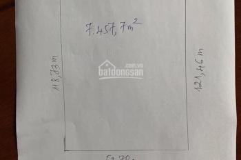Bán đất mặt tiền Mỹ Phước Tân Vạn, giá 7,2 triệu/m2