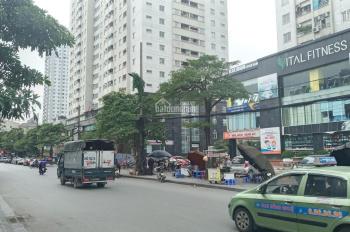 Bán nhà liền kề phố Ngô Thì Nhậm, Quang Trung 50m2, 5,4 tỷ kinh doanh tốt