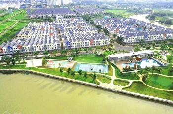 Biệt thự đơn lập view sông 320m2, giá 18 tỷ, song lập: 250m2 - 230m2 - 176m2 giá 12 tỷ, giá gốc CĐT