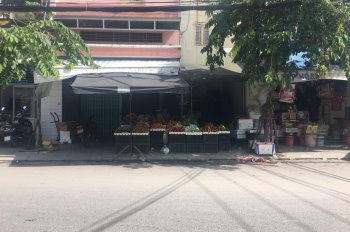 Gia đình tôi cần bán gấp lô đất mặt tiền đường Phạm Văn Nghị đường 10.5 m2, Quận Thanh Khê, Đà Nẵng