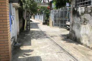 Bán đất Ngũ Hiệp, Thanh Trì 50m2, đường 3m ô tô vào nhà. Liên hệ: 0989183668