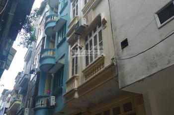 Bán nhà phân lô, ô tô, ngõ 91 Nguyễn Chí Thanh, Đống Đa, 40m2 4 tầng, ngõ ô tô, giá 6.9 tỷ