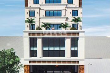Tôi cần cho thuê nhà mặt phố Bà Triệu, Hai Bà Trưng, Hà Nội, diện tích 150m2, 5 tầng, mặt tiền rộng
