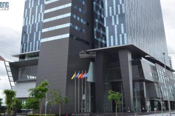 Cho thuê văn phòng PV Gas Tower, đường Nguyễn Hữu Thọ, huyện Nhà Bè, DT 180m2, giá 72.5tr/tháng