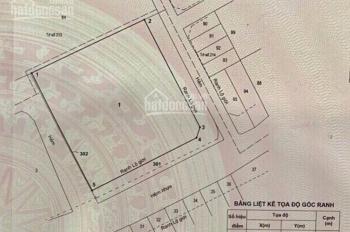 Bán gấp 1053m2 đất giáo dục phường 12 Gò Vấp, 3 mặt tiền lớn, vuông vức