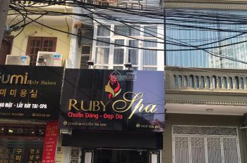 Sang nhượng spa ngõ 34 Nguyễn Thị Định