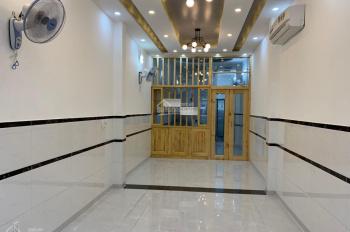 Bán nhà mặt tiền Nguyễn Thái Sơn P4, GV DT 6x18m (215m2) 3 Tầng, cho thuê 60 triệu, 0932952780