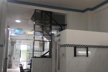 Bán nhà trung tâm Quận 6, Bình Phú mặt tiền đường