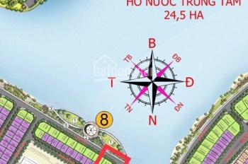 Bán siêu phẩm mặt hồ 24,5 ha dự án Vinhomes Ocean Park Gia Lâm giá 30 tỷ liên hệ: 0981.804.598