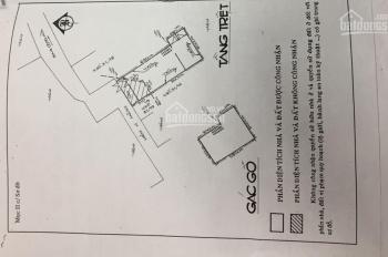 Cần tiền bán gấp căn nhà hẻm 1/ Cộng Hoà, phường 15, Tân Bình, giá 5 tỷ liên hệ 0909647952