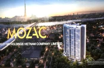 Nhận booking dự án Mozac Thảo Điền Quận 2 - CĐT Singapore - Ngay trạm dừng chân Metro