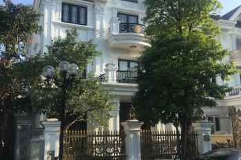 Chính chủ bán gấp biệt thự đơn lập căn góc Nguyệt Quế DT 350m2 cách hồ 50m, giá 70tr/m2