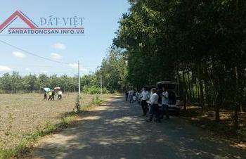 Đất nền mặt tiền view hồ sinh thái Phước Hoà, Chơn Thành, Bình Phước