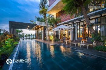 Biệt thự Flamingo Đại Lải - The Legend Villas, bảng giá căn view hồ. Đăng ký tham quan thực tế