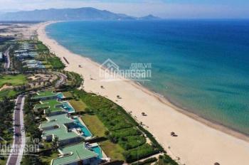 Đất nền mặt tiền biển Nhơn Hội, Bình Định