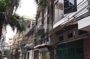 Cho thuê nhà mặt ngõ 19 Trần Quang Diệu, diện tích 50m2 x 5 tầng, ngõ ô tô tải, giá 18 tr/tháng