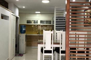 Cho thuê NC đường 79, Tân Quy, 4x18m, 2 lầu, 4 PN, garage ô tô, mới đẹp, tiện KD LH 0942888118