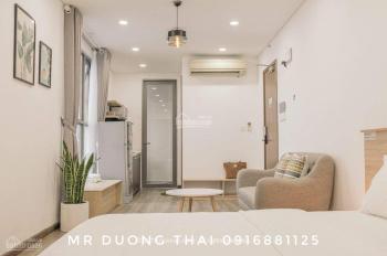 Cho thuê căn hộ studio ở Millennium, quận 4, nội thất đầy đủ, giá 14 triệu/tháng