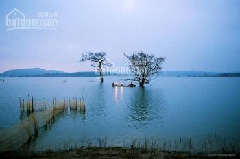 Chính chủ bán 5500m2 đất nông nghiệp mặt hồ Đại Ninh