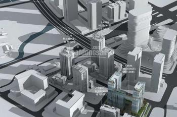 Cho thuê căn hộ Empire City - - PSky Real Estate. LH 0902584339