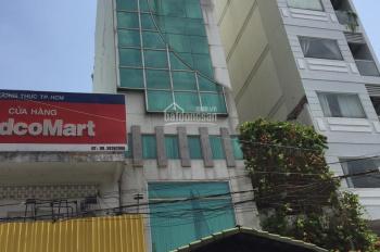 Cho thuê tòa nhà mặt tiền đường 3 Tháng 2 đối diện Hà Đô, DT: 8x20m, hầm 7 lầu, 390tr/th