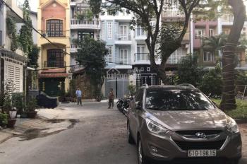Bán nhà mặt tiền đường Nguyễn Bá Tuyển, P12 Tân Bình, 4x20m, trệt 3 lầu tuyệt đẹp, giá chỉ 12.8 tỷ