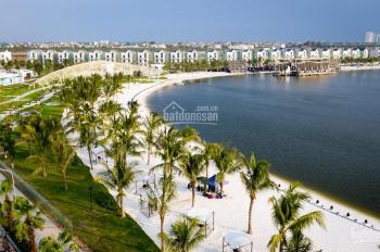 Chính chủ bán lại căn biệt thự mặt hồ Vinhomes Ocean Park khu Hải Âu HA1 - 41, giá 36 tỷ