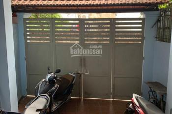 Cần bán gấp nhà 4 tầng ngõ 335 An Dương Vương, Phú Thượng, Tây Hồ, 70m2, giá 4.1 tỷ. 0982.445558