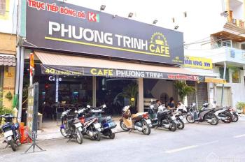 Mặt tiền đường Lê Quốc Trinh, Phường Phú Thọ Hòa, Quận Tân Phú, DT: 11.4x17.8m Cấp 4, giá: 22 tỷ