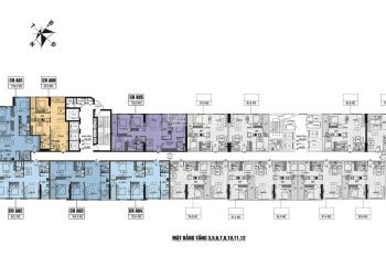Cần bán cắt lỗ căn hộ tại chung cư The Golden Armor - B6 Giảng Võ, 80m2, 2PN, giá 4.2 tỷ 0936029629