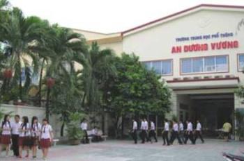 Cho thuê gấp MB diện tích lớn, hiện đang cho thuê làm trường THPT Q. Tân Phú. Hotline: 0705922123