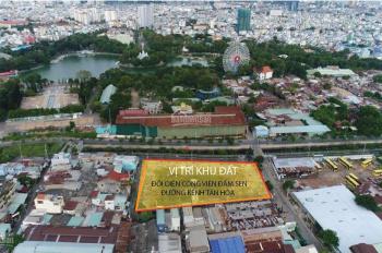 Đất thổ mặt tiền đường Nguyễn Trọng Quyền, Tân Phú. DT 5mx18.5m giá chỉ 8.5 tỷ 0932 359 890